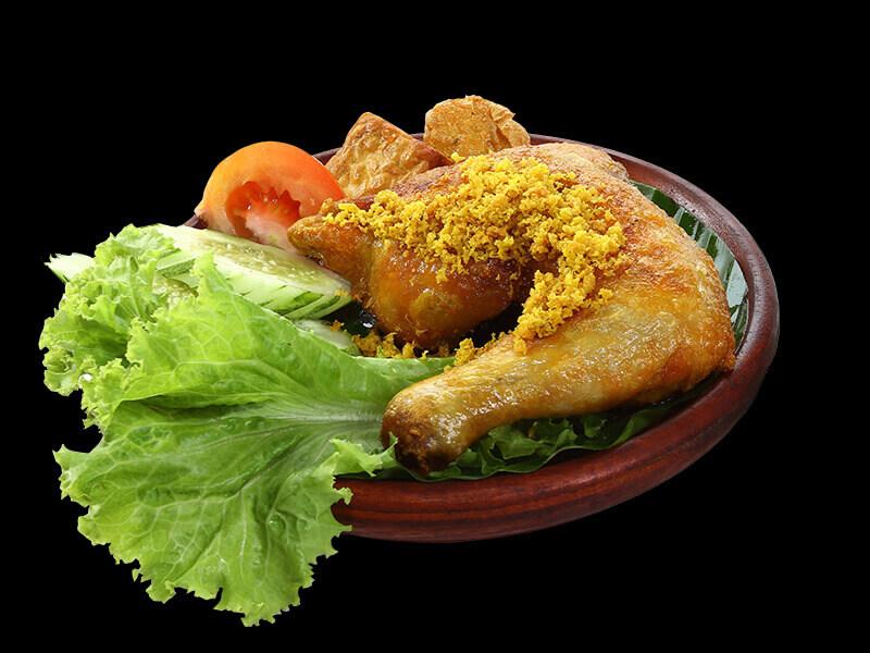 Ayam Penyet AP