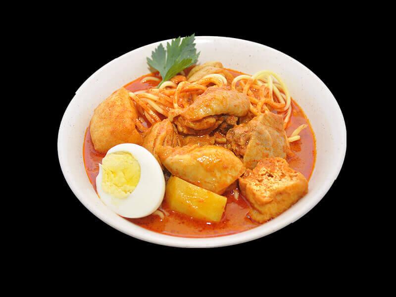 Mee Gulai Ayam