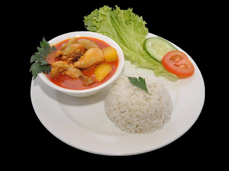 Nasi Gulai Ayam